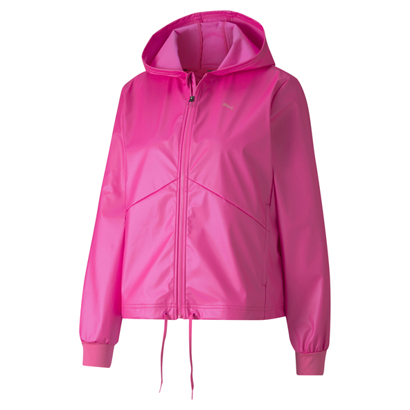 Puma Warm Up Shimmer Wmns Jacket Pink