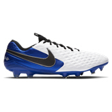 Nike Tiempo Legend 8 Elite FG Football Boot, White