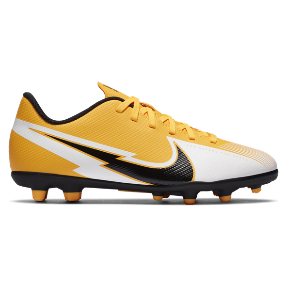 Nike Mercurial Vapor 13 Club MG Jnr Orng