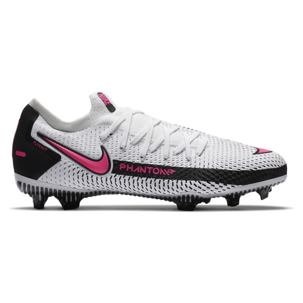 Nike Phantom GT Elite FG Kids' Football Boot, White