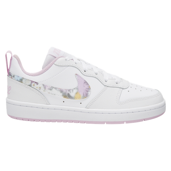 Nike Court Borough Low 2 Girls' Trainer, White