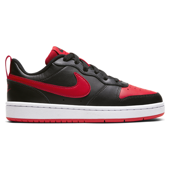 Nike Court Borough Low 2 Boys' Trainer, Black