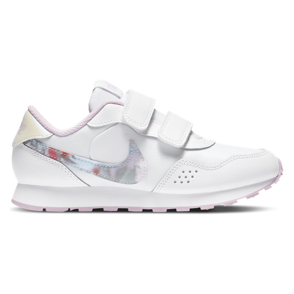 Nike MD Valiant BTV Infant Girls' Trainer White/Pink