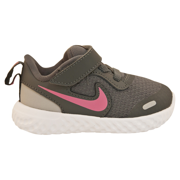 Nike Revolution 5 Jnr Girl Grey/Pink