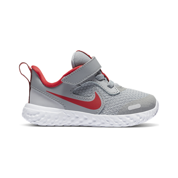 Nike Revolution 5 Infant Boys' Trainer, Grey