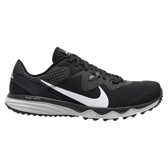 Nike Juniper Men's Trail Shoe, Black/White/Grey