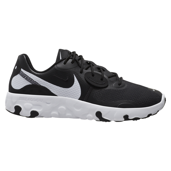 Nike Renew Lucent 2 Womens Black/White