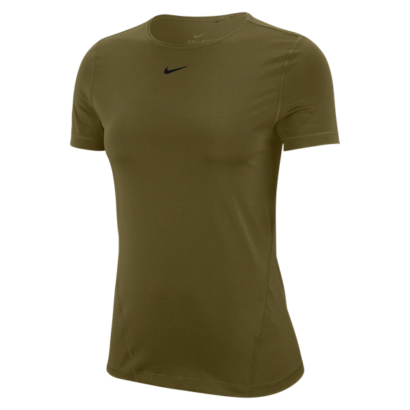 Nike Pro 365 Women's Top Green