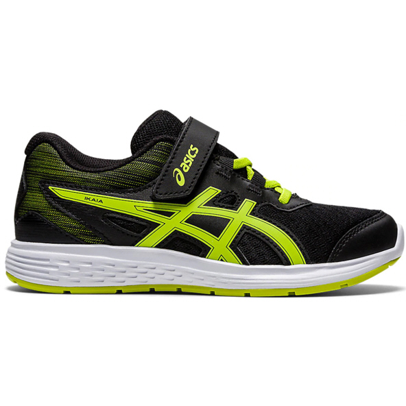 Asics Gel-Ikaia 9 Boys' Running Shoe Black