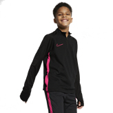 Nike Dry Academy Kids Top Black