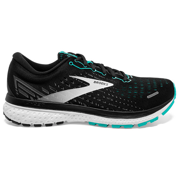 Brooks Ghost 13 Women's Running Shoe, Black