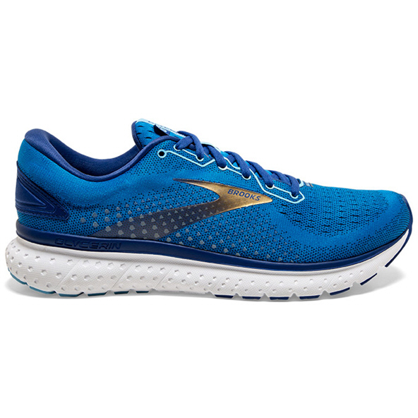 Brooks Glycerin 18 Men's Running Shoe, Blue