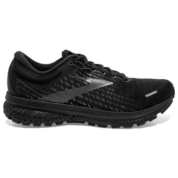 Brooks Ghost 13 Men's Running Shoe, Black
