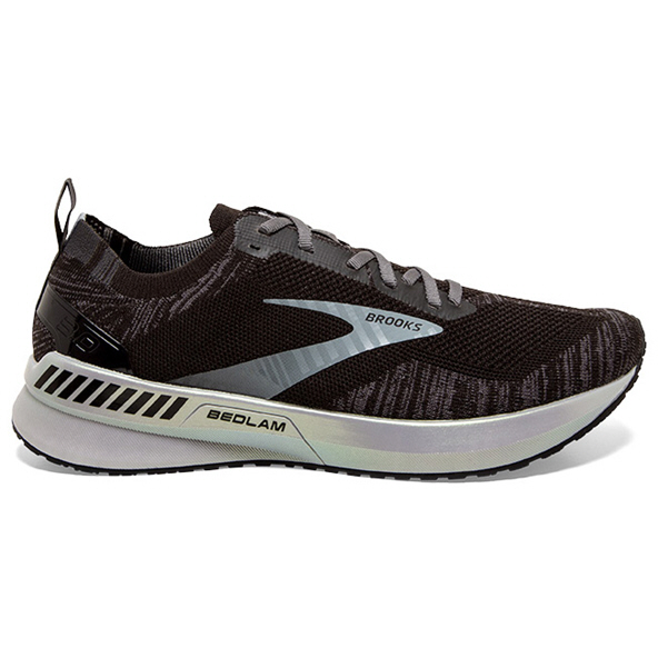 Brooks Bedlam 3 Men's Running Shoe, Black