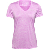 Under Armour® Tech™ Twist Women's T-Shirt Purple