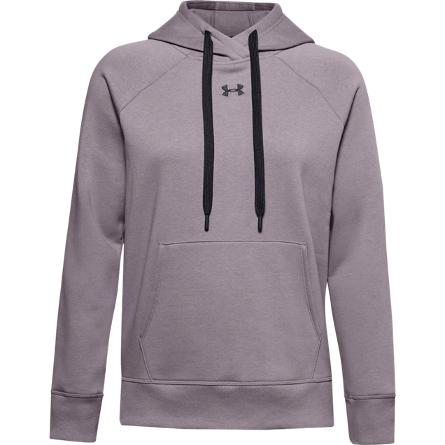 Under Armour® Rival Fleece Women's Hoody Purple