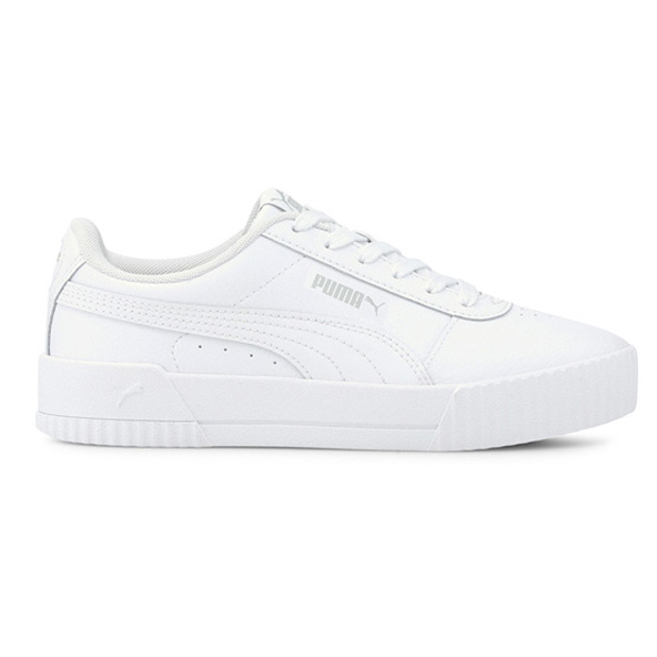 Puma Carina L Girls' Trainer White