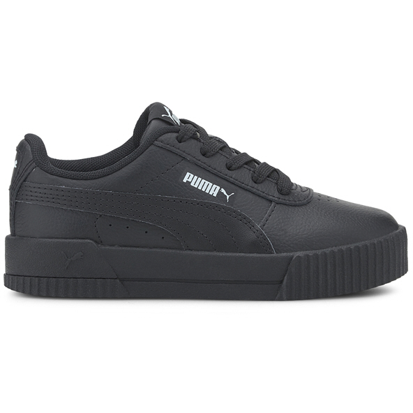 Puma Carina L Junior Girls' Trainer Black