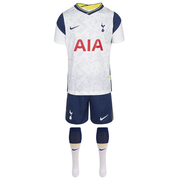 Nike Tottenham Kids Home Mini Kit White