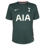 Nike Spurs 2020/21 Away Jersey, Green