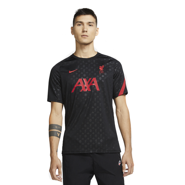 Nike Liverpool 20 SS PM Jersey Black