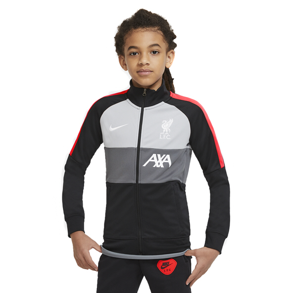 Nike Liverpool 20 Anthem Kids TK Jkt Blk