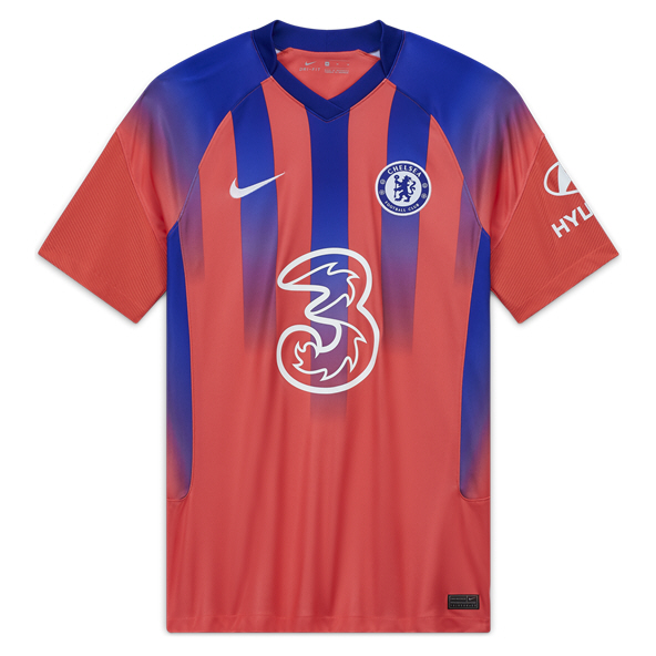 Nike Chelsea 2020/21 3rd Jersey, Red