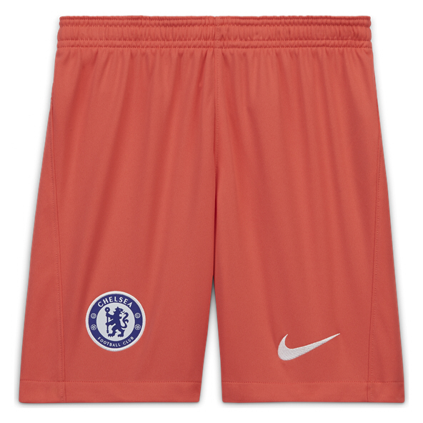 Nike Chelsea 2020 Kids' 3rd Short, Red