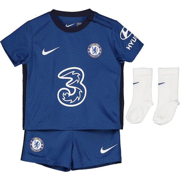 Nike Chelsea Home 20 Mini Kit Blue