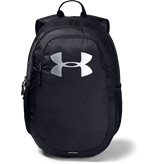 Under Armour® Scrimmage 2.0 Backpack, Black