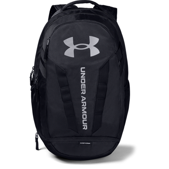 Under Armour® Hustle 5.0 Backpack, Black