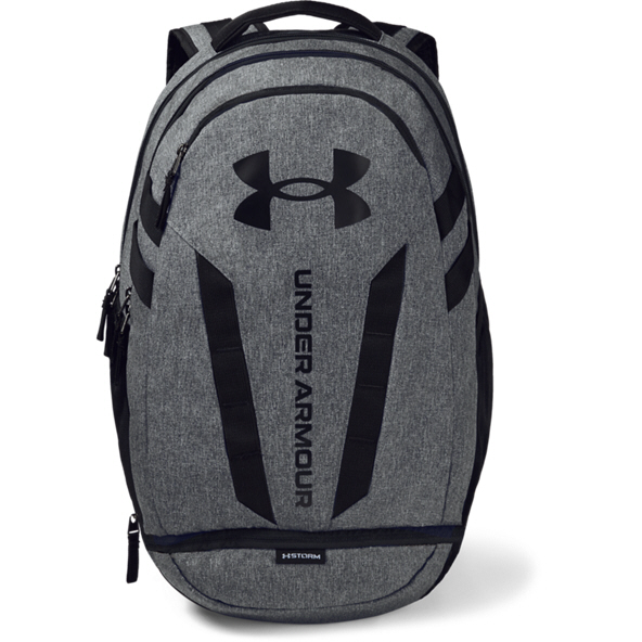 Under Armour® Hustle 5.0 Backpack, Grey