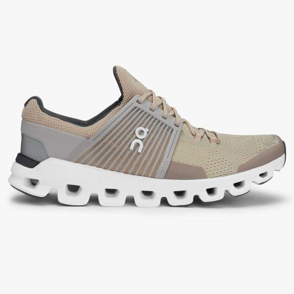 ON Cloudswift Men's Running Shoe, Grey