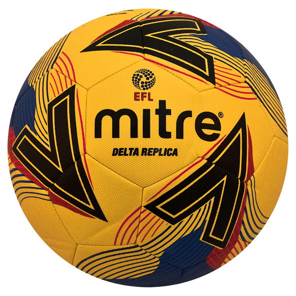 Mitre EFL 2020/21 Football, Yellow