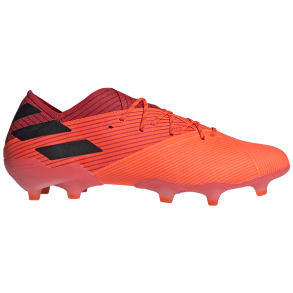 adidas Nemeziz 19.1 FG Football Boot, Coral