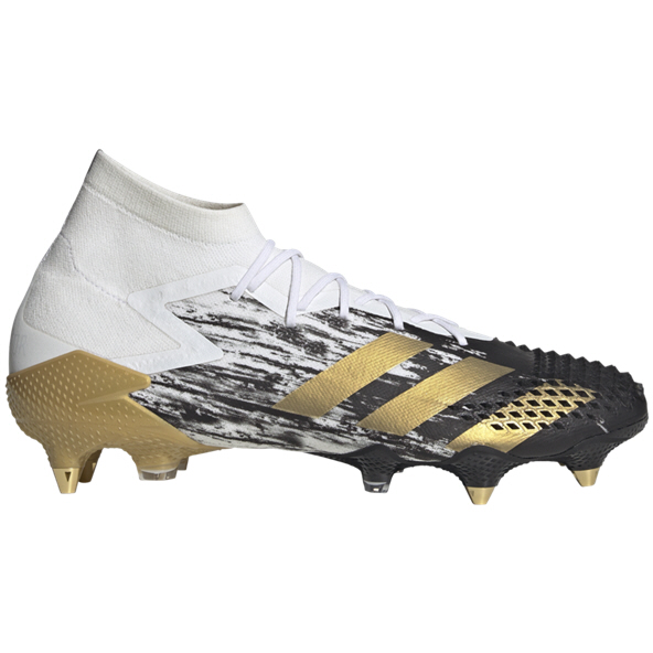 adidas Predator 20.1 SG Football Boot, White