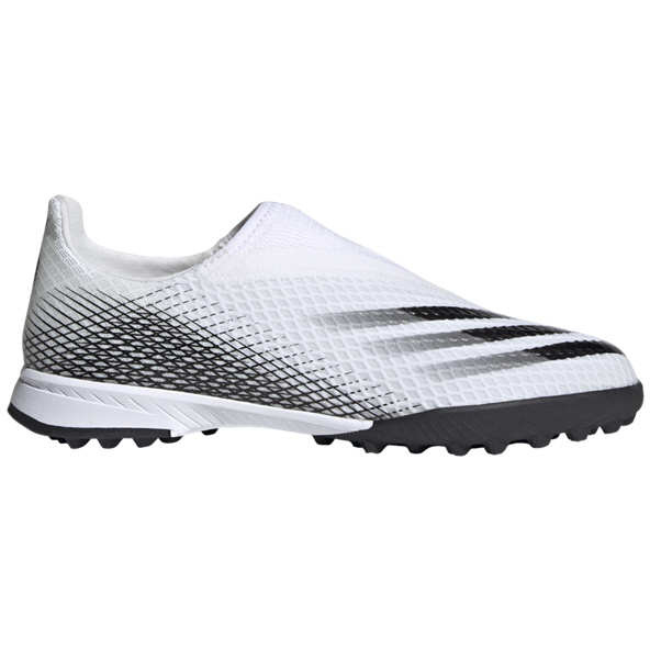 adidas X Ghosted.3 LL Kids' Astro Boot, White