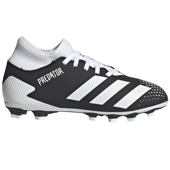 adidas Predator 20.4 FxG Kids' Football, Black