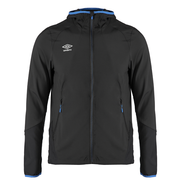 Umbro Training Shower Jacket Black