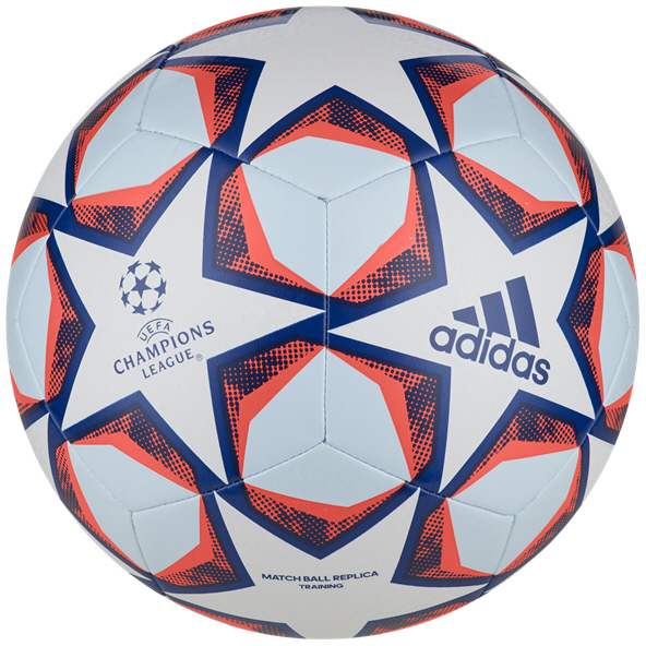 adidas UCL Finale 20 Training Football, White