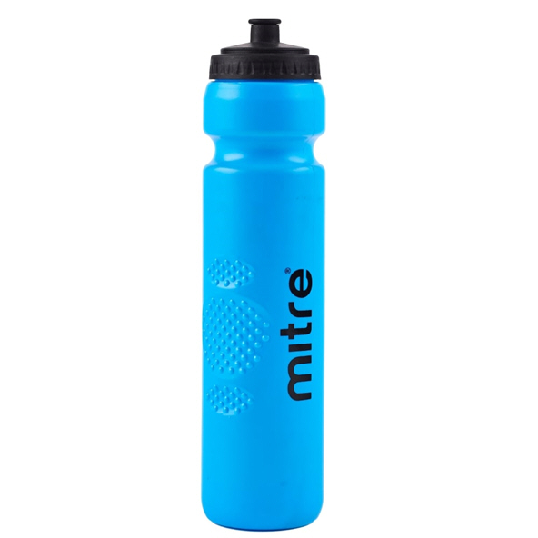 Mitre Water 1 Litre Bottle Cyan