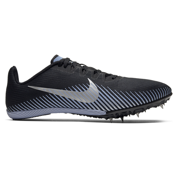 Nike Zoom Rival M9 Spikes Black
