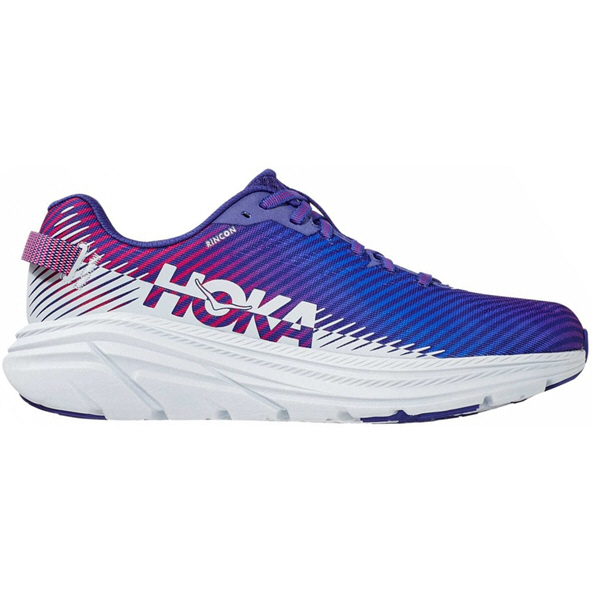 Hoka Rincon 2 Women's Running Shoe, Purple