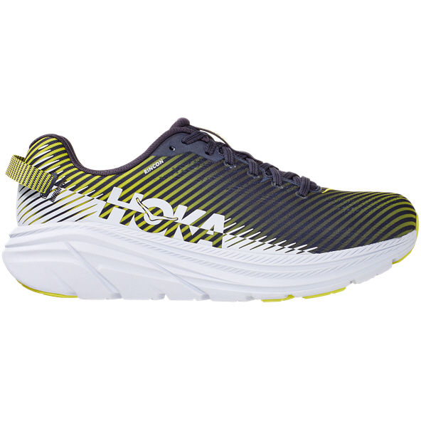 Hoka Rincon 2 Men's Running Shoe, Black