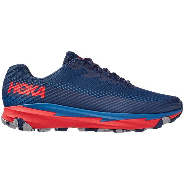Hoka Torrent 2 Men's Running Shoe, Navy