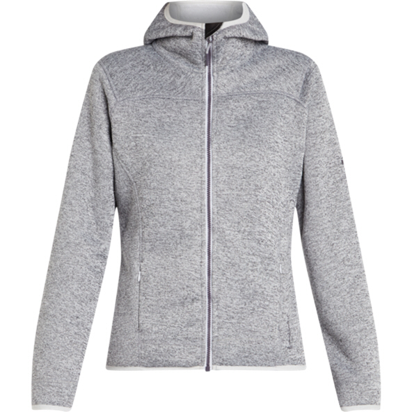 McKinley Bernada Women's Fleece Jacket White