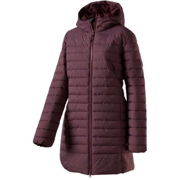 McKinley Heather Women's  Padded Jacket Maroon