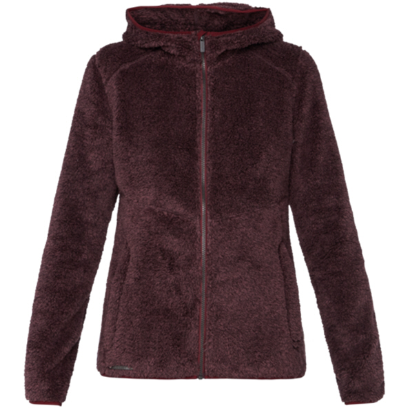 McKinley Lily Women's Fleece Jacket - Maroon