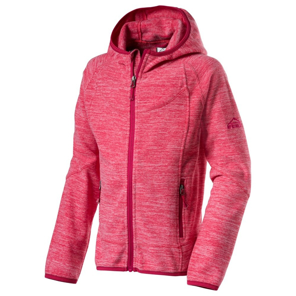 McKinley Choco III Girl Jacket HD Pink
