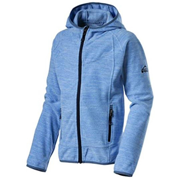 McKinley Choco III Girl Jacket HD Blue